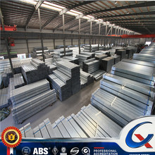 2017 hot sale round/square galvanized steel pipe price