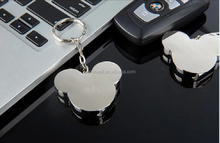 Cute thumb usb flash drive drive 16GB wholesale customized logo for gift or use