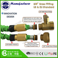 Brass Fitting Expandable Home Garden Watering hose