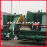 Small Mini Wheel Self-propelled tractor combine harvester for wheat Wheat,Rice,Soybean Model 4LZ-1.0 /1.5 /2.0 /2.0d /2.6 /3.0