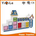 2017 European style cheap storage cabinet new design kids storage manufacturer