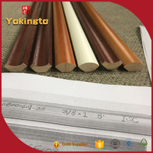 Wood skirting board/ wood strip/ wood ceiling cornice