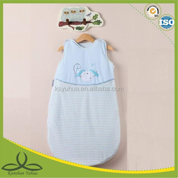 Cartoon sleeping bag for baby pattern