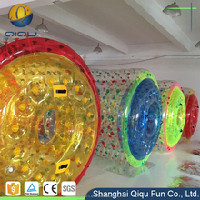 Inflatable water pool toy balls water roller ball price, inflatable water rolling ball, jumbo water roller ball for kids