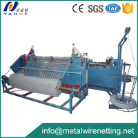 China supplier Automatic Chain Link Fence Machine