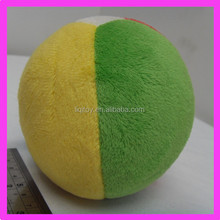 Plush toy ball for children