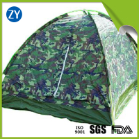 1000D canvas camping camouflage tarp for tent