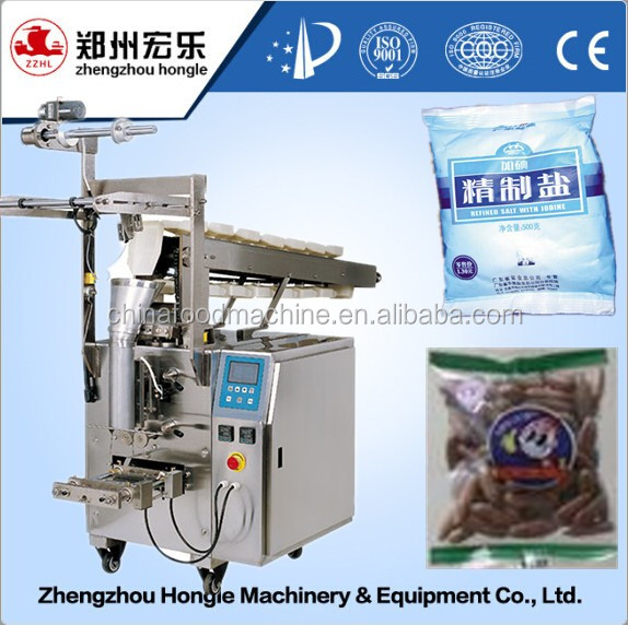 Seed packing machine chinese chestnut packing machine