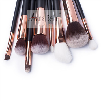 2017 luxury 8 pcs makeup brush cosmetic tools set