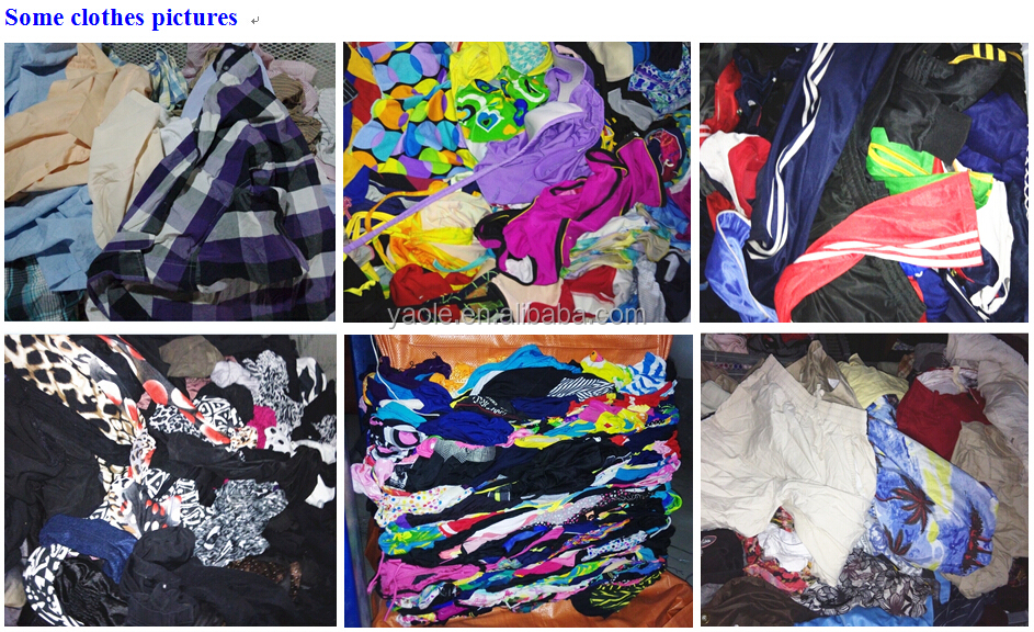 Used Clothing Bales Used Clothes For Sale Unsorted Second Hand ...