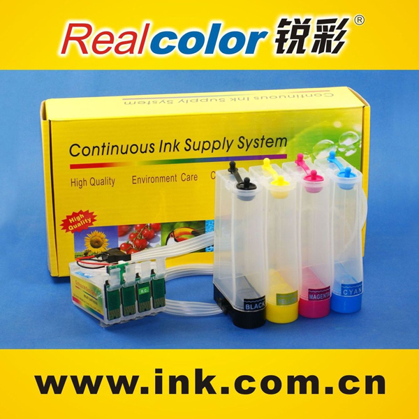 2015 new products you can import from china reset chip ciss for stylus photo printer R330