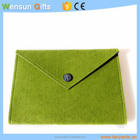 felt laptop sleeve pad bag many colors with custom logo