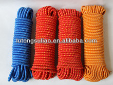 3--20MM pp exercise elastic rope,pp braided elastic rope for execise