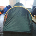 High Strength 4 Man Luxury Camping Tent For Sale