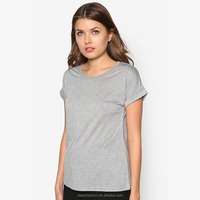 100 Cotton COLORED WOMENS T SHIRT