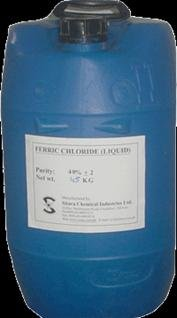 Ferric Chloride 40%+/-1 (solution)