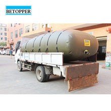 Good Sealing Fireproof Pvc 1000L Water And Fuel Oil Storage Tank