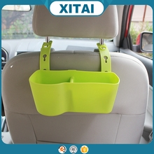 Xitai car accessories PP plastic all kinds of car seat back organizer art.-no.39
