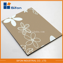 Aluminium Composite Panel Sheet With 4Mm 3Mm 5Mm Thick