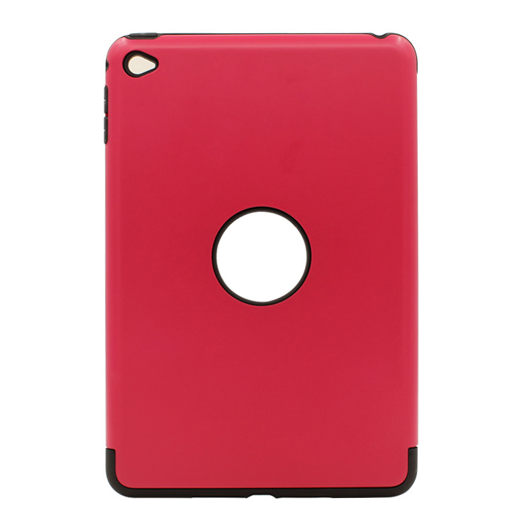 newly arrived tpu red case for ipadmini 4