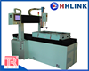Automatic welding and riveting car interior accessories machine