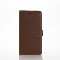 business style stand holder full protective leather wallet case for huawei p9 lite