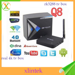 rk3288 q8 android google tv box 2gb ram real 4k tv box ptv sports live streaming