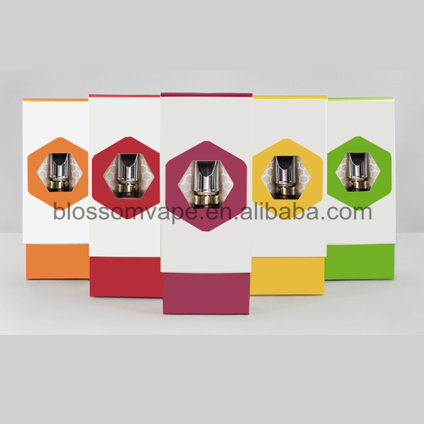 A3 glass vape cartridge concentrate packaging with ev insert . customized paper packaging case for vape pen box OEM