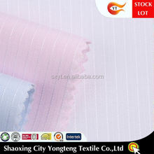 100 cotton yarn dyed fabric for t-shirt