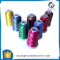 cheap 100% rayon embroidery thread 100% polyester/rayon embroidery sewing thread 150d viscose rayon embroidery thread