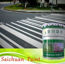 Road safety Traffic Yellow White Traffic Striping Paint pavement paint pavement marking paint