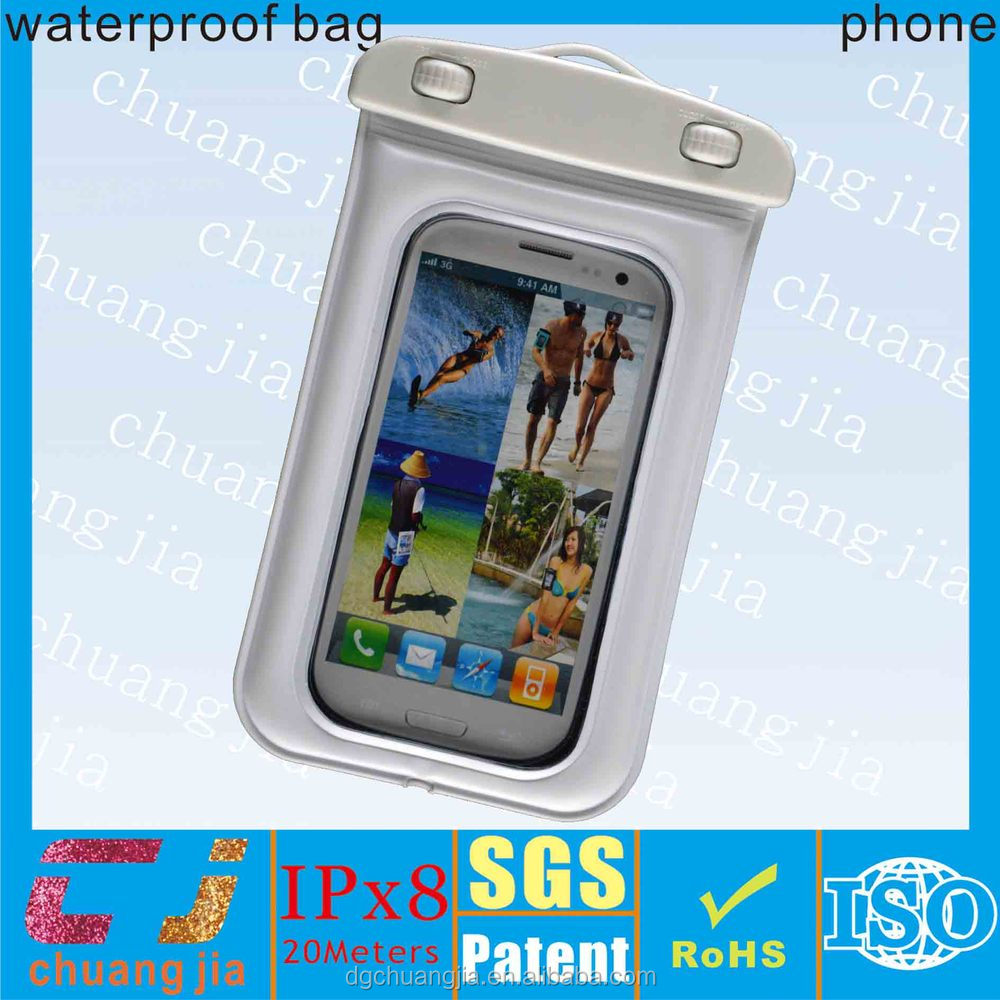 eco-friendly phone cases waterproof bag for samsung galaxy s3