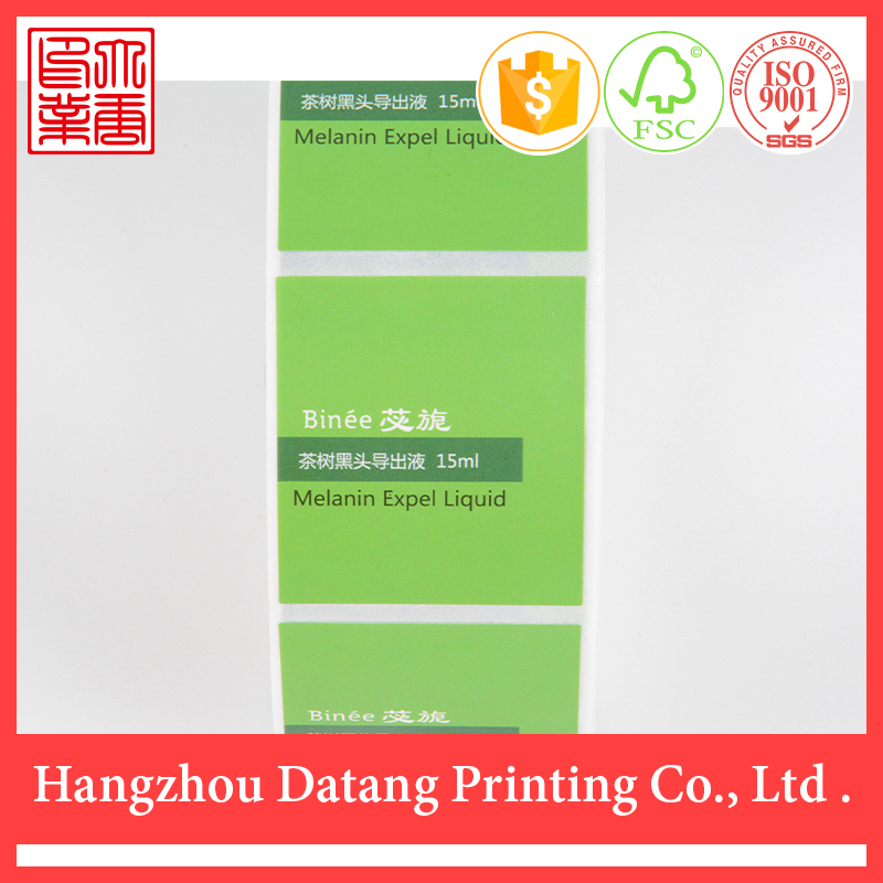 Custom roll sticker roll to roll digital label printing machine