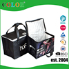 Online Market Promotional Insulated Cooler Bag for Frozen Food