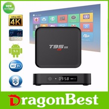 Best T95M Quad Core S905 Mini PC Android TV Box WIFI Kodi 2G RAM 8G ROM Andriod box