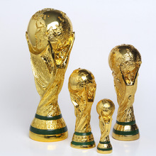 various size plastic cheap world cup trophy for sale 13/21/27/36/44/77cm
