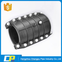 HDPE pipe fittings Hough pipe leak repair clamp