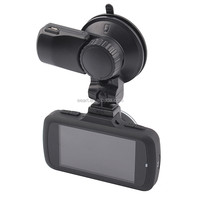 High quality Wholesale car dvr camera 1296P Ambarella driving car camera with gps tracker