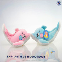 Gift for baby/blue whales/plush water toys