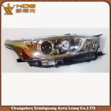 Genuine parts 2014 Yaris headlamps , auto accessories headlights for Yaris