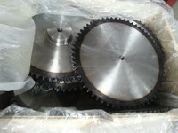 Well made sprockets wheel with low price