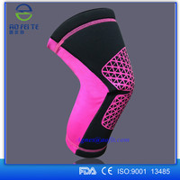 Sports Knee Support Running Hiking Knee Pads Strap Brace Fitness Tennis Basketball Keep Warm Elastic Protector Knee Support