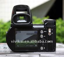 "Hot selling Slr type 12MP Digital camera with 2.4"" TFT screen and wide angle lens from OEM&ODM factory"