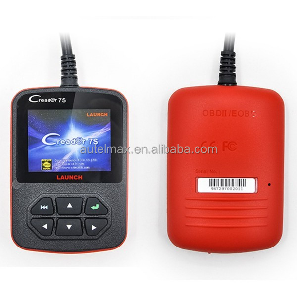 Launch X431 Creader 7S OBD II update free launch x431 diagun software