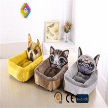 Wholesale Cartoon modeling Kennel Keep warm Pet nest Dog mattress Pet Supplies & Pet