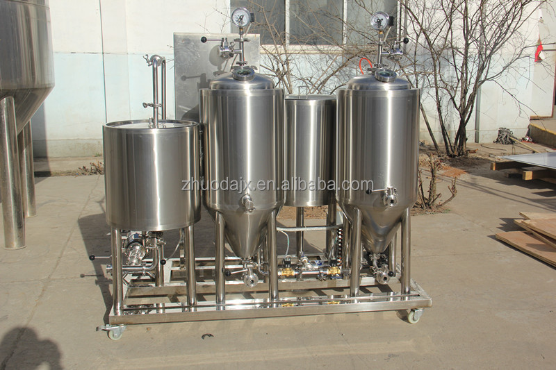 500L single malt ,wheat and corn of beer brewing equipment