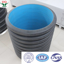 6 inch hdpe double wall corrugated pipe