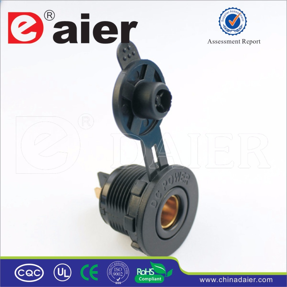 Merit Female Car Power Socket, Female Socket&