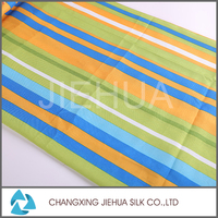 New products on china market 100 polyester stripe bedding fabric
