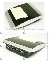 Continuous pumping paper notes box